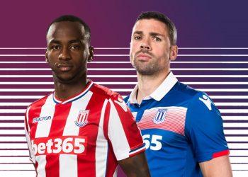 Nuevas camisetas del Stoke City | Foto Web Oficial