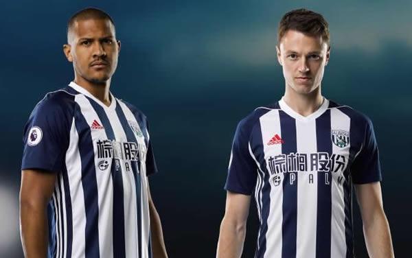 Nueva camiseta titular Adidas 2017-18 del Albion | Foto Web Oficial
