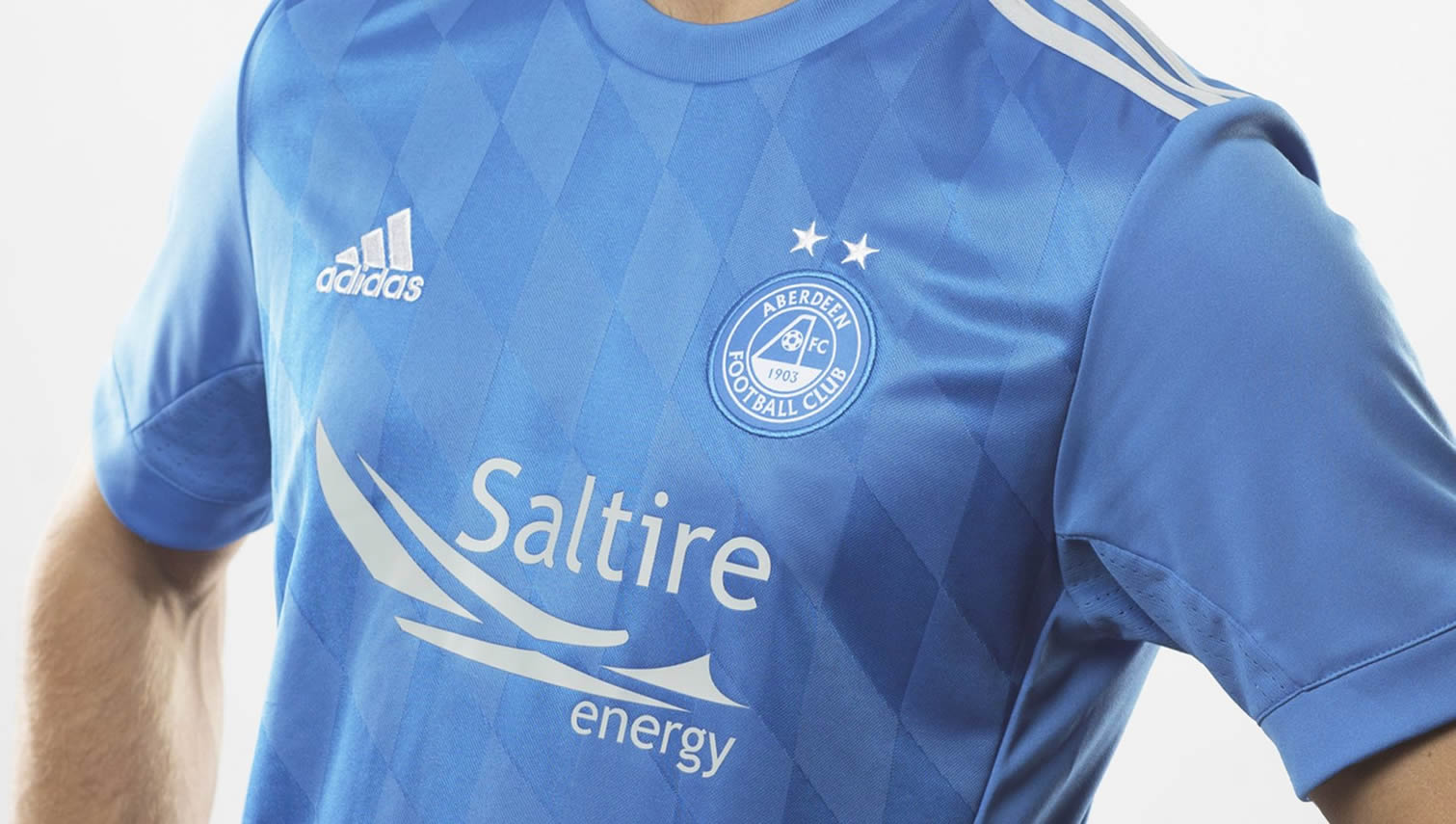 Camiseta suplente Adidas del Aberdeen FC | Foto Web Oficial