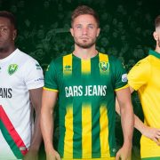 Camisetas Erreà 2017-18 del ADO Den Haag | Foto Web Oficial