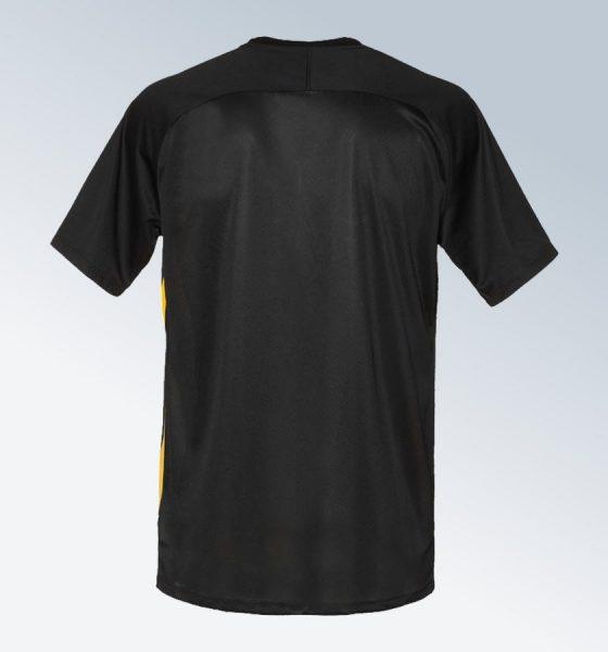 Tercera camiseta Nike 2017-18 del AEK | Imagen Web Oficial