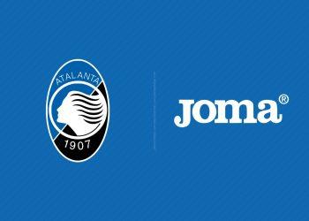 Atalanta vestirá Joma desde 2017-18