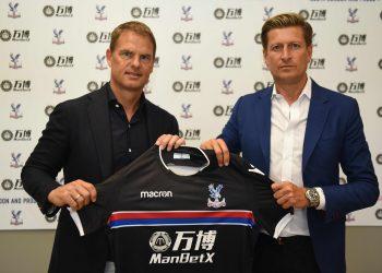 Camiseta suplente del Crystal Palace   Foto Web Oficial
