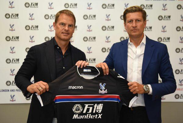Camiseta suplente del Crystal Palace | Foto Web Oficial