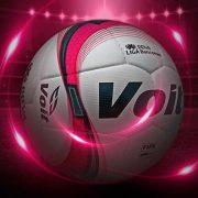 Balón oficial del Torneo Apertura 2017 de México | Foto Voit