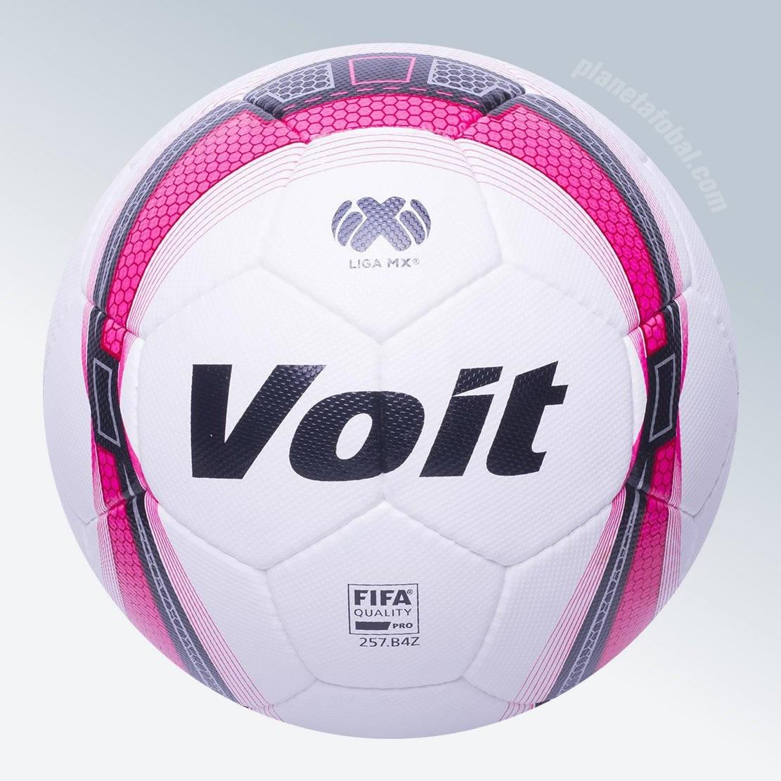 Balón oficial del Torneo Apertura 2017 de México | Foto Liga MX
