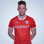 Camiseta titular Puma del Barnsley FC | Foto Web Oficial