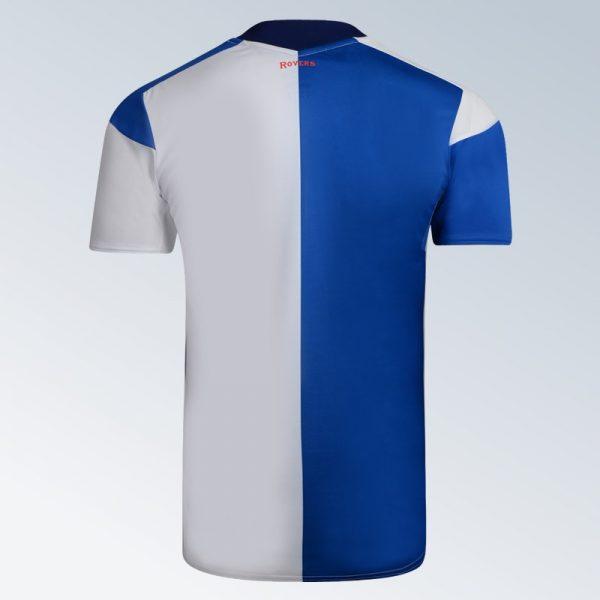 Camiseta titular Umbro del Blackburn Rovers | Foto Web Oficial