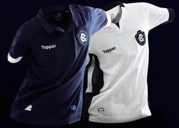 Camisetas Topper del Clube do Remo | Foto Web Oficial