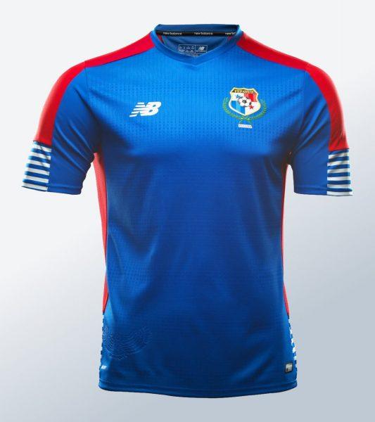 Camiseta edición limitada de Panamá | Foto New Balance