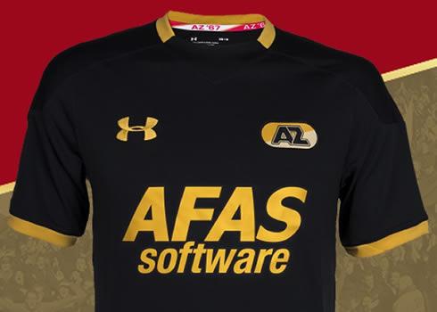 Camiseta suplente Under Armour del AZ Alkmaar | Foto Web Oficial