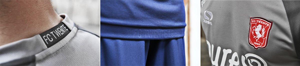 Camisetas alternativas del FC Twente | Foto Web Oficial