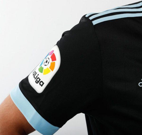 Camiseta suplente del Celta de Vigo | Foto Web Oficial
