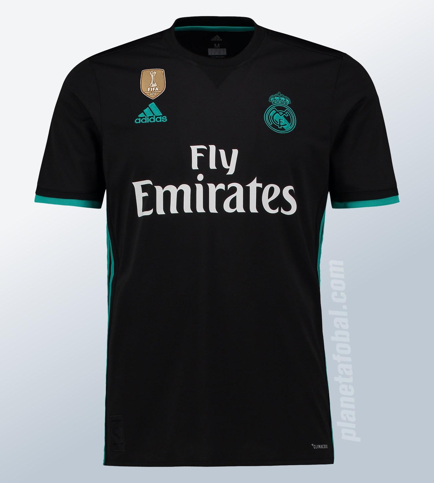 1af276317e9a2 Camiseta suplente Adidas del Real Madrid 2017 2018