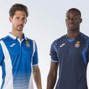 Nuevas camisetas del Espanyol   Foto Web Oficial