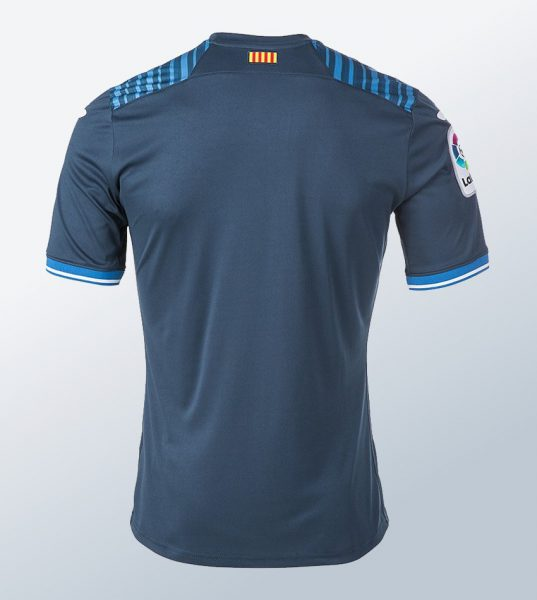 Camiseta suplente Joma 2017-18 del Espanyol | Foto Web Oficial