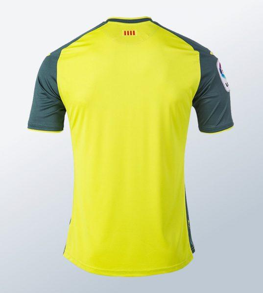Tercera camiseta Joma 2017-18 del Espanyol | Foto Web Oficial