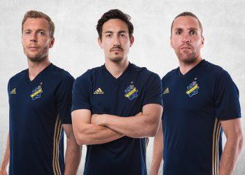 Camiseta europea Adidas 2017-18 del AIK | Foto Web Oficial