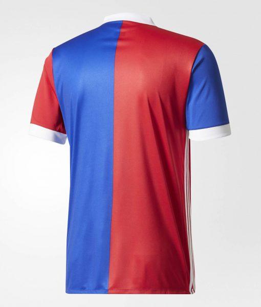 Camiseta titular 2017-18 del FC Basel | Foto Web Oficial