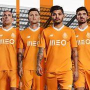 Camiseta suplente 2017-18 del Porto | Foto New Balance