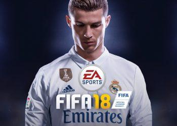 CR7 el protagonista del primer adelanto | Foto EA Sports