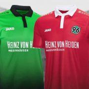 Nuevas camisetas del Hannover 96 | Foto Jako