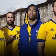 Camiseta suplente de la Juventus | Foto Web Oficial