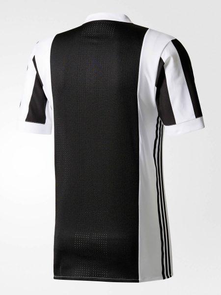 Camiseta titular 2017-18 de la Juventus | Foto Adidas