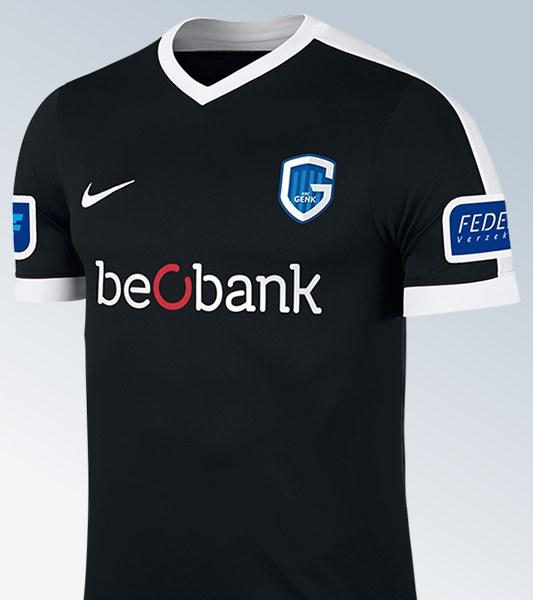 Tercera camiseta Nike 2017-18 del KRC Genk | Imagen Web Oficial