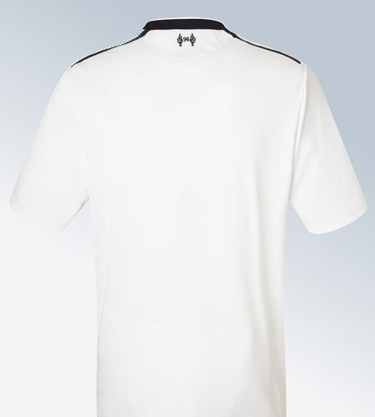 Camiseta suplente 2017-18 del Liverpool FC | Imagen New Balance