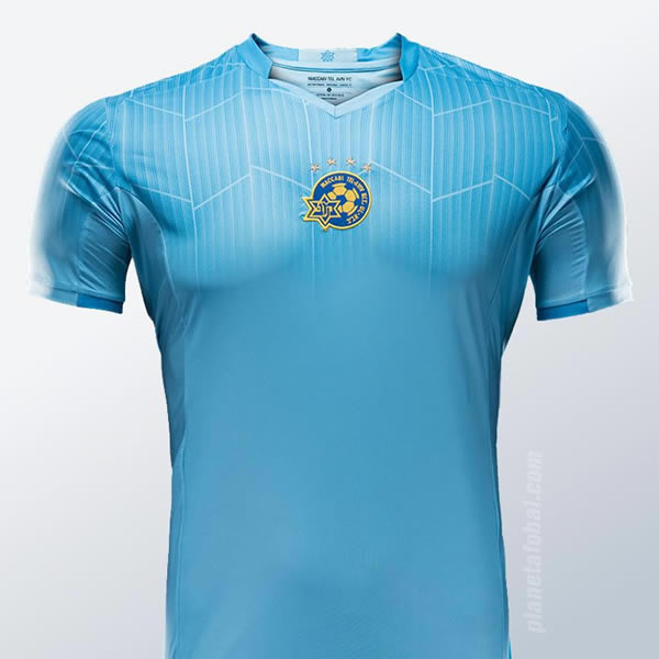 Camiseta celeste de Arquero | Imagen Web Oficial