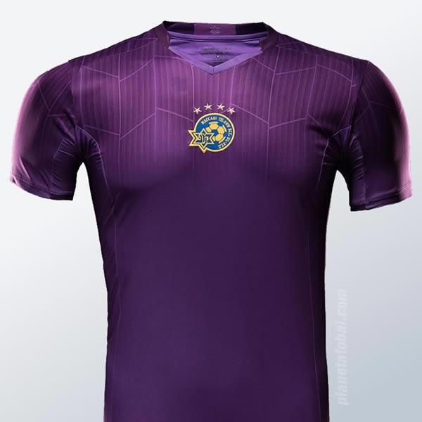 Camiseta púrpura de Arquero | Imagen Web Oficial