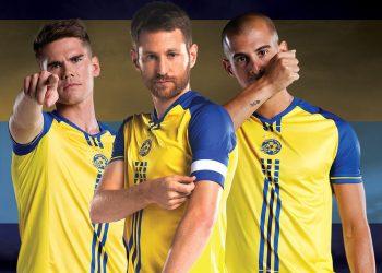 Camiseta titular del Maccabi Tel Aviv | Foto Web Oficial