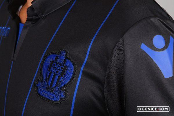 Tercera camiseta Macron del OGC Nice | Foto Web Oficial