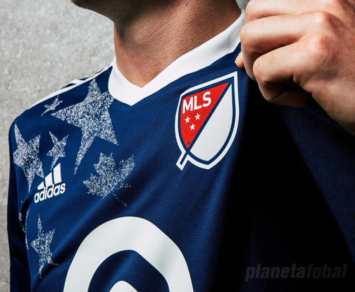 Camiseta Adidas para el MLS All-Star 2017 | Foto Web Oficial