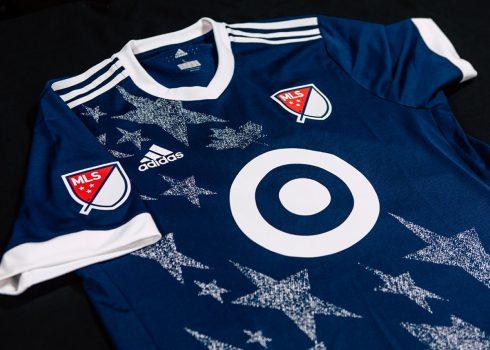 Camiseta Adidas para el MLS All-Star 2017   Foto Web Oficial