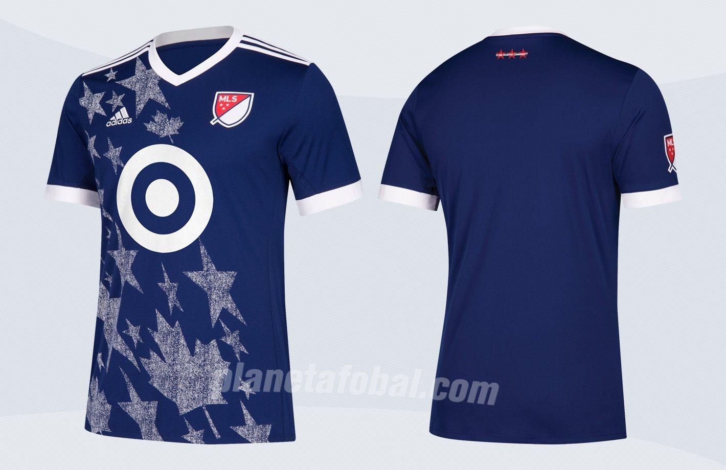 Camiseta Adidas para el MLS All-Star 2017 | Imágenes Web Oficial