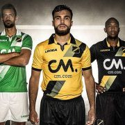 Camisetas Legea del NAC Breda | Foto Web Oficial
