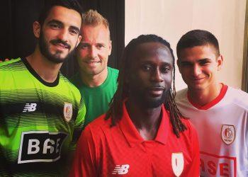 Nuevas camisetas del Standar de Liège | Foto Web Oficial