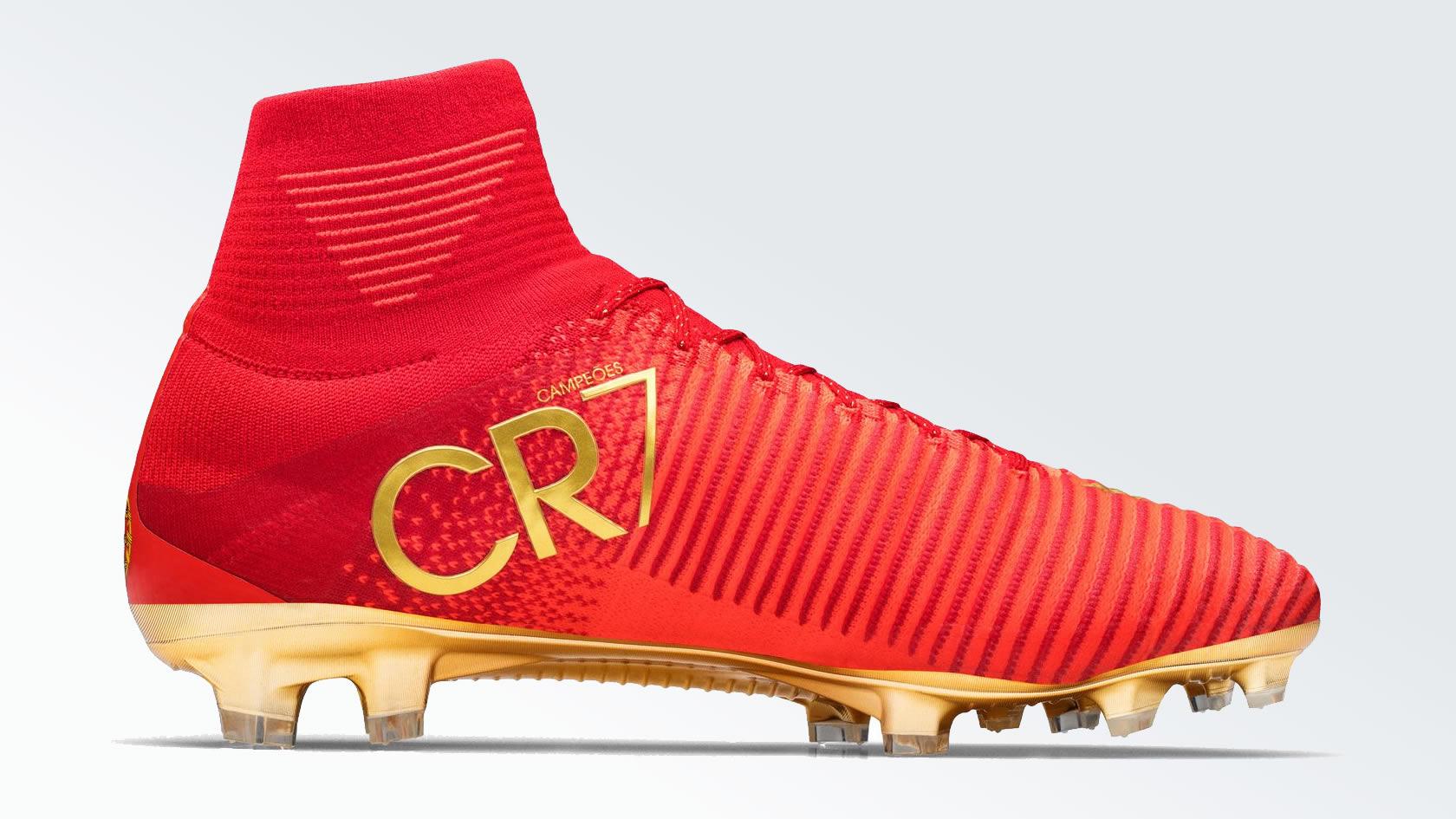 cojo Óxido sábado  Botines Nike Mercurial «Campeões» de Cristiano Ronaldo