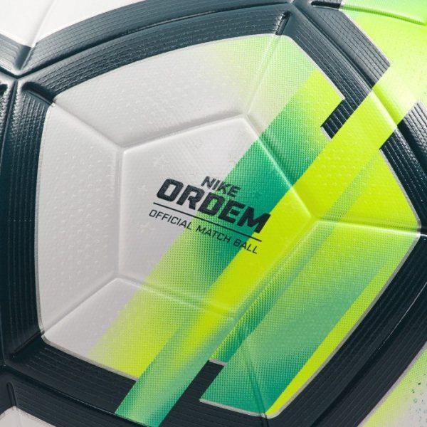 Balón Nike Ordem V para LaLiga 2017-18 | Foto Web Oficial