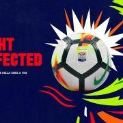 Balón Nike Ordem V para Serie A 2017-18 | Foto Web Oficial
