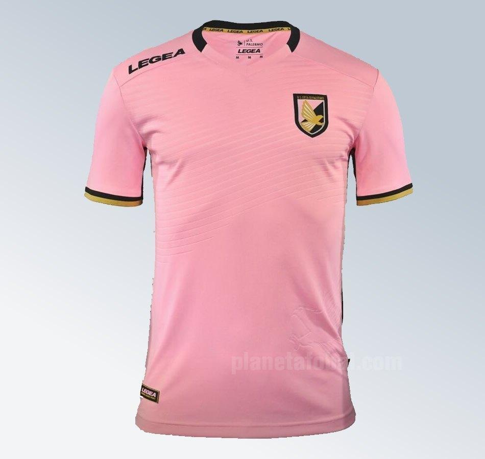 Camiseta titular Legea del Palermo para 2017/2018 | Foto web oficial