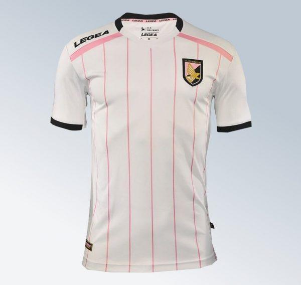 Camiseta suplente Legea del Palermo para 2017/2018 | Foto web oficial