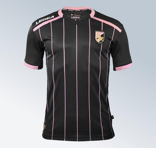 Tercera camiseta Legea del Palermo para 2017/2018 | Foto web oficial