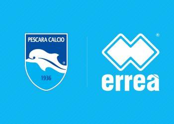 Erreà continuará vistiendo al Pescara