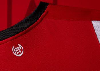 Camiseta titular 2017-18 del PSV | Foto Umbro