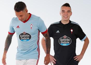 Camiseta titular del Celta de Vigo | Foto Web Oficial