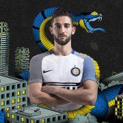 Roberto Gagliardini en el banner promocional | Foto Web Oficial