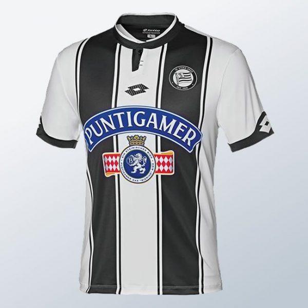 Camiseta titular del SK Sturm Graz | Foto Web Oficial